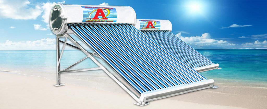 Máy năng lượng mặt trời Aseris solar - công ty bảo an khang