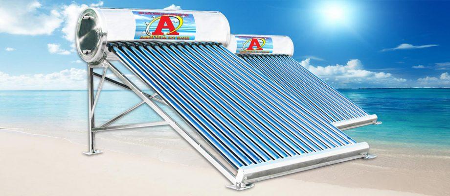 Máy năng lượng mặt trời Aseris Solar – Công ty BẢO AN KHANG