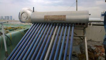 Máy nước nóng năng lượng mặt trời nào tốt nhất